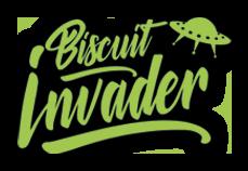 Biscuit Invader Logo