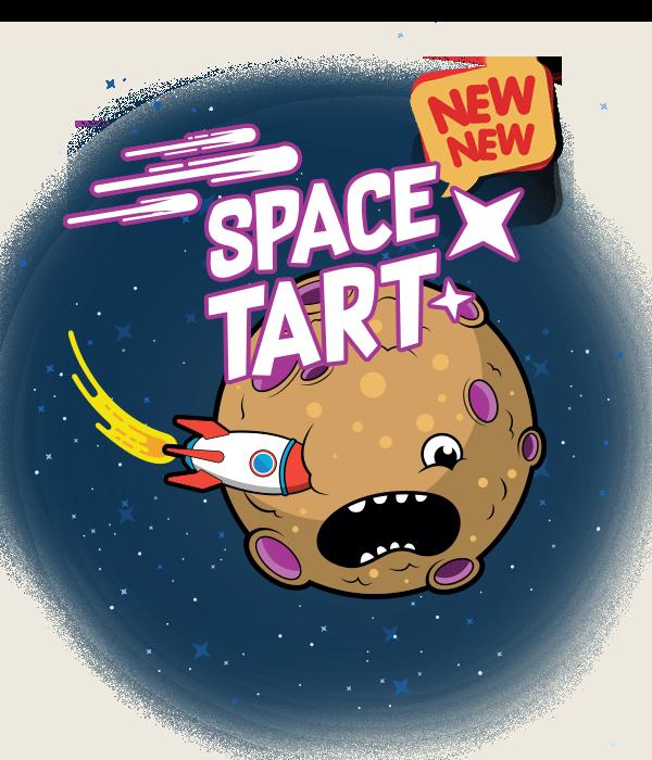 Nuovo aroma Space Tart